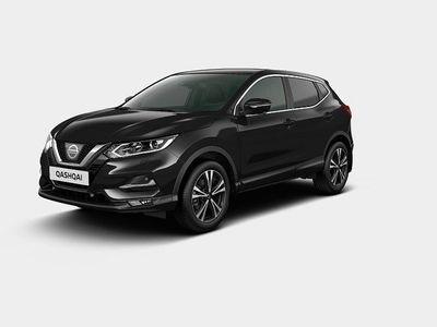 begagnad Nissan Qashqai PRIVATLEASING TEKNA AUTOMAT FRÅN 3099KR/MÅN