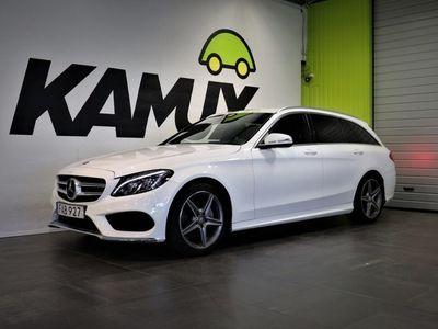 begagnad Mercedes 220 C| AMG | Burmester | S&V-Hjul | 170hk