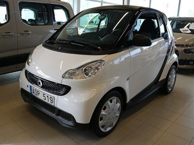 begagnad Smart ForTwo Coupé 1.0 61hk
