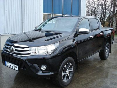 begagnad Toyota HiLux Doubel Cab 2,4 4WD 150Hk