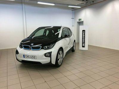 begagnad BMW i3 60 Ah Automat Comfort Advanced Euro 6 170hk