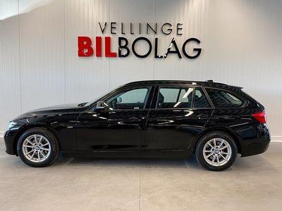 begagnad BMW 318 d AutimatSport line Euro 6 150hk
