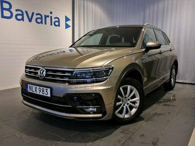 begagnad VW Tiguan 2.0 TDI 4M Executive Komfortöppning Drag