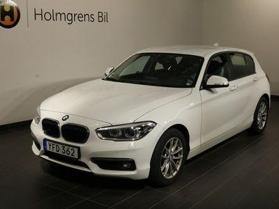 begagnad BMW 118 d xDrive Advantage -16