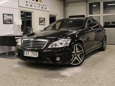 begagnad Mercedes S63 AMG AMG 525hk Nightvision Dist -08