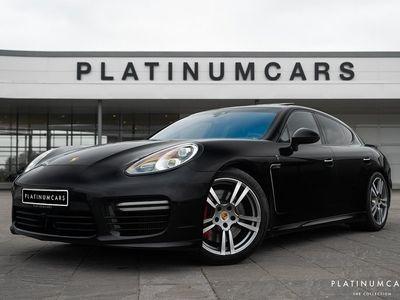 begagnad Porsche Panamera Turbo Facelift Burmester 520 -14