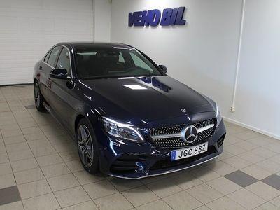 usado Mercedes C220 d Sedan AMG Panorama Navi