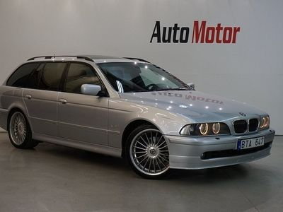 begagnad Alpina B10 V8 Touring Switch-Tronic 347hk