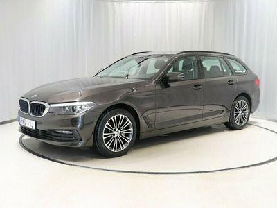 begagnad BMW 520 D xDrive Sport Line Drag 190hk