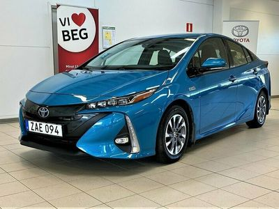 begagnad Toyota Prius Plug-in Hybrid Executive V-hjul, Navi, JBL soundsystem