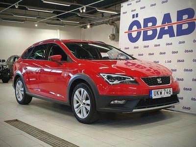 begagnad Seat Leon X-Perience 4WD Euro 6 1.6TDI (110hk