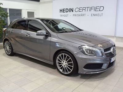 used Mercedes 180 A-KlassCDI AMG, Panorama, Navi, Backkamera