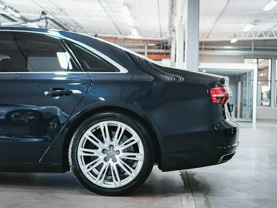 begagnad Audi A8L 4.2 TDI V8, Quattro TipTronic, Maxad!