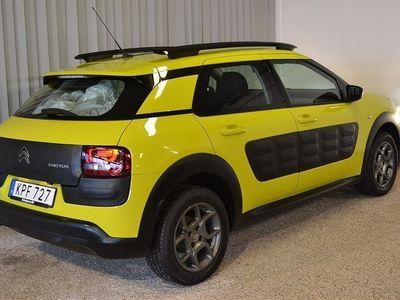 begagnad Citroën C4 Cactus PureTech Navi 2891mil (82hk)
