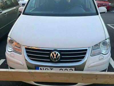 begagnad VW Touran 2.0 EcoFuel
