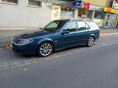 begagnad Saab 9-5 2.3t Vector biopower de