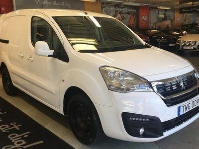 begagnad Peugeot Partner 1.6 BlueHDI | Firar 20 år i Huddinge 2016, Transportbil 84 900 kr