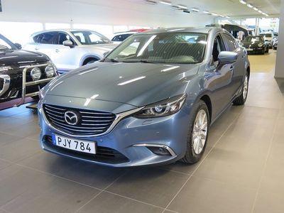 begagnad Mazda 6 2.0 165HK VISION SEDAN MANUELL