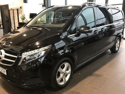 begagnad Mercedes V250 d 7G-Tronic Plus Avantgar