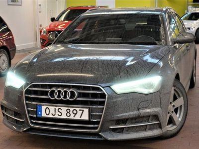 begagnad Audi A6 2.0 TDI S-line Drag S&V-Hjul (190hk)