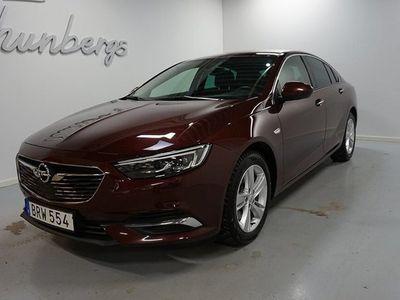 begagnad Opel Insignia GS 1,6T 200hk / AUT / Drag / B-värmare