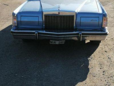 begagnad Lincoln Continental ContinentalV 7.5 V8