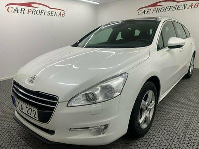 begagnad Peugeot 508 SW 1.6 e-HDi EGS 114hk,NY BES.