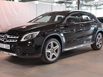 usata Mercedes GLA220 4MATIC SUV // APPLE CARPLAY // Parkeringsvärmare