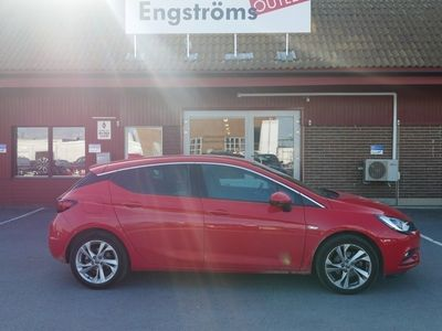 brugt Opel Astra 1.4 Turbo 150hk Aut