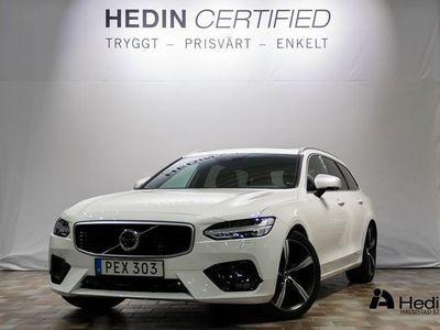 begagnad Volvo V90 T5 // R-DESIGN & HEAD-UP //