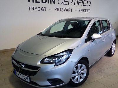 begagnad Opel Corsa Enjoy pluspaket 1.4 90hk