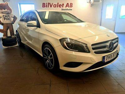 begagnad Mercedes A160 245 GCDI