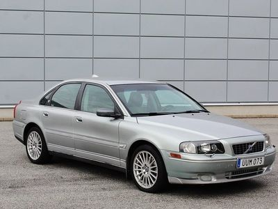 begagnad Volvo S80 2.5T Automat NyBes Nyserv 210hk