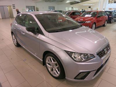 begagnad Seat Ibiza 1.0 TSI 95 FR