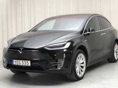 begagnad Tesla Model X 75D