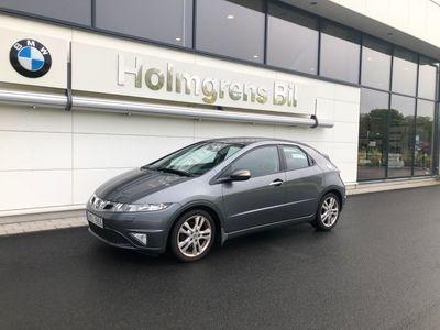 begagnad Honda Civic 1.8 140hk