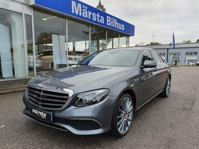 begagnad Mercedes E350 9G-Tronic (258hk)