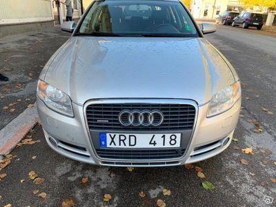 begagnad Audi A4 Quattro 200HK Ny Kamrem -06