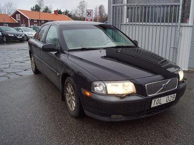 begagnad Volvo S80 2.4 BUSNIESS 2002, Sedan 5 000 kr