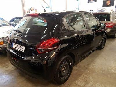 gebraucht Peugeot 208 PureTech 5dr (82hk)