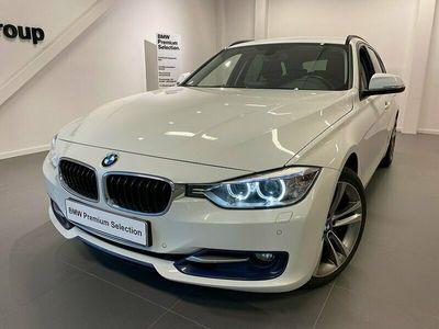 begagnad BMW 328 i Touring | Automat | Sport line | HiFi