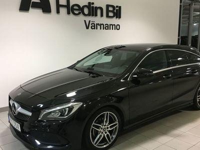 begagnad Mercedes CLA180 Shooting Brake - AMG DRAG AUT FULL-LED