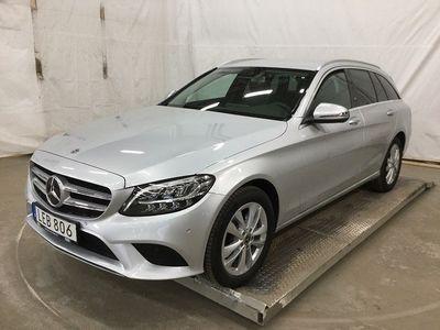 gebraucht Mercedes C200 T 9G-Tronic Euro 6 184hk