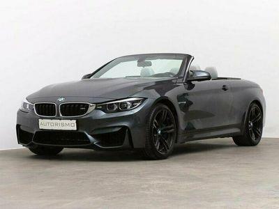 begagnad BMW M4 Cabriolet