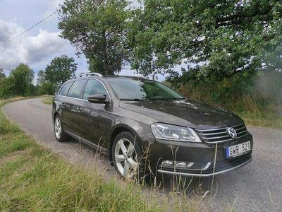begagnad VW Passat Variant 1.4 TSI EcoFuel
