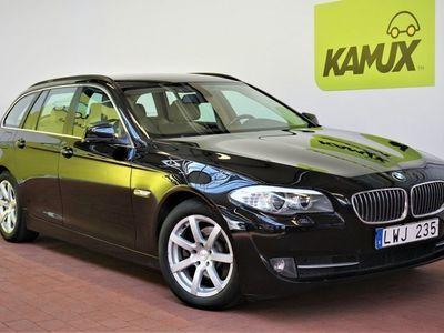 begagnad BMW 520 Touring Steptronic S&V däck -12
