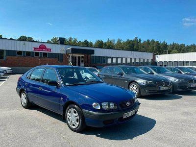 begagnad Toyota Corolla Liftback 1.4 VVT-i 97hk Endast 10700 mil