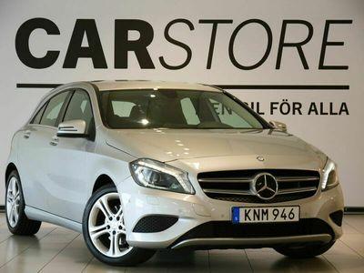 begagnad Mercedes 180 A-Klass7G-DCT Business Plus Navi Kamera