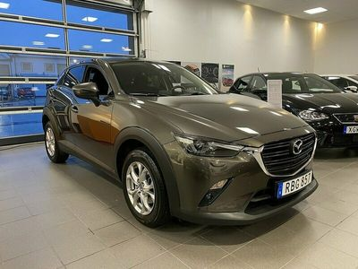 begagnad Mazda CX-3 2019