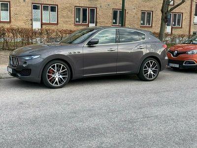 begagnad Maserati Levante S